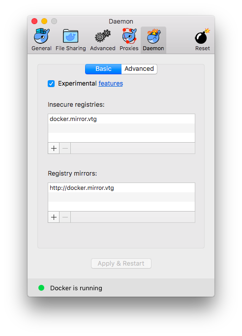 Docker and Artifactory as a Registry Mirror - André Fernandes - Medium