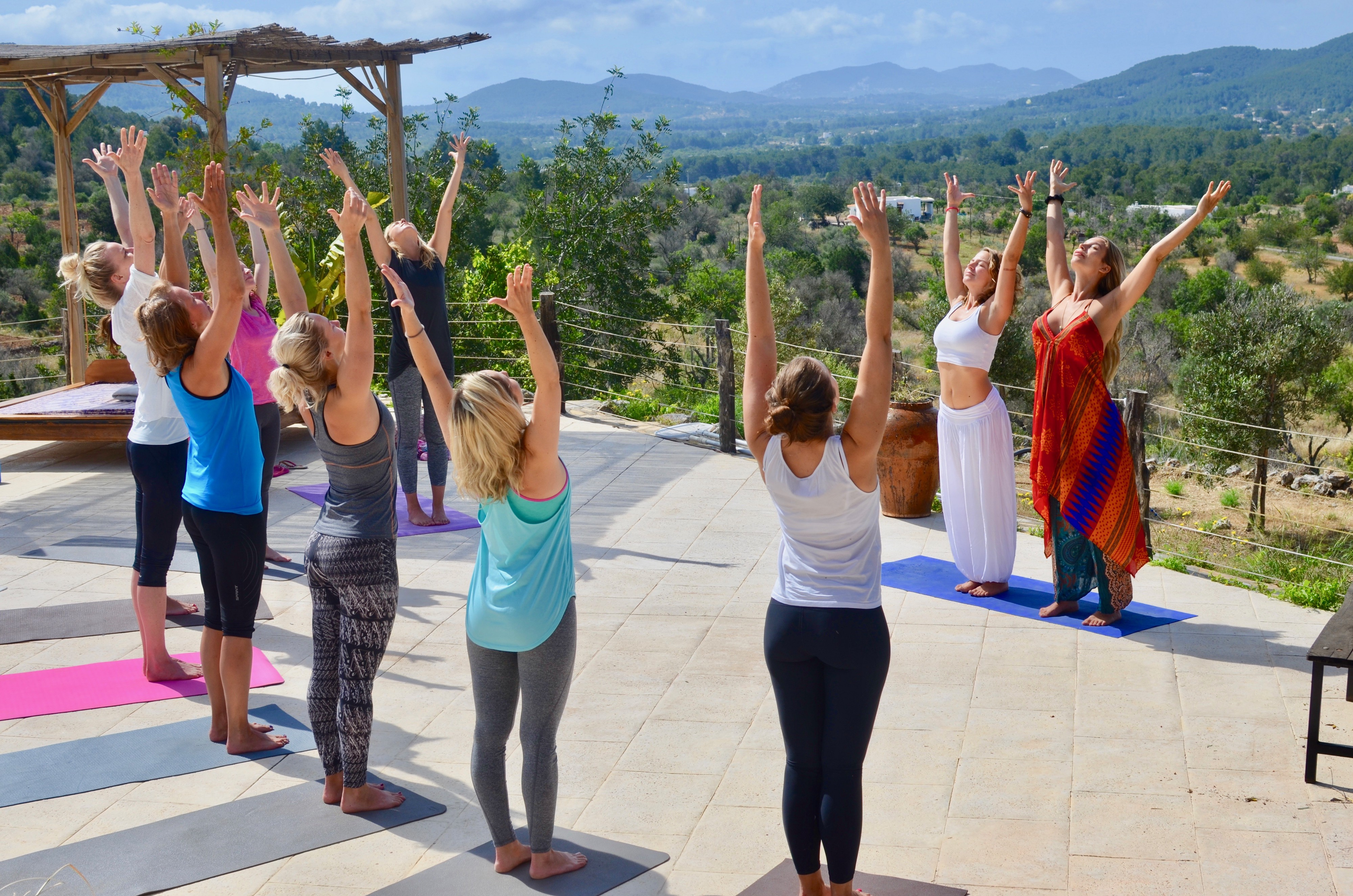 Sense The Rhythm Of Your Soul At The Best Yoga Retreat Holiday In Ibiza