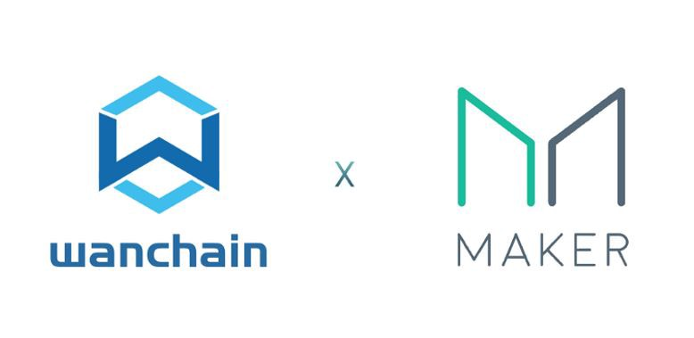 Found images for the wanchain makerdao query