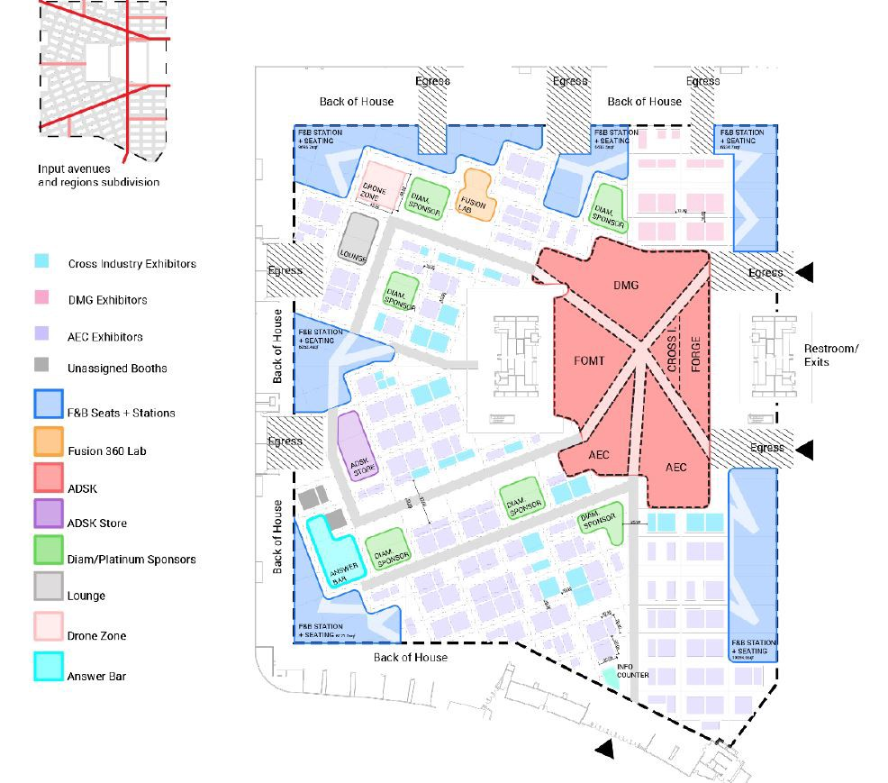 Generative Design for Architectural Space Planning