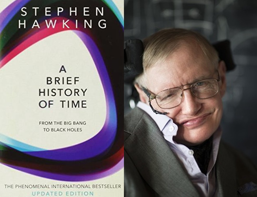 52books52weeks 952 Stephen Hawking A Brief History Of Time