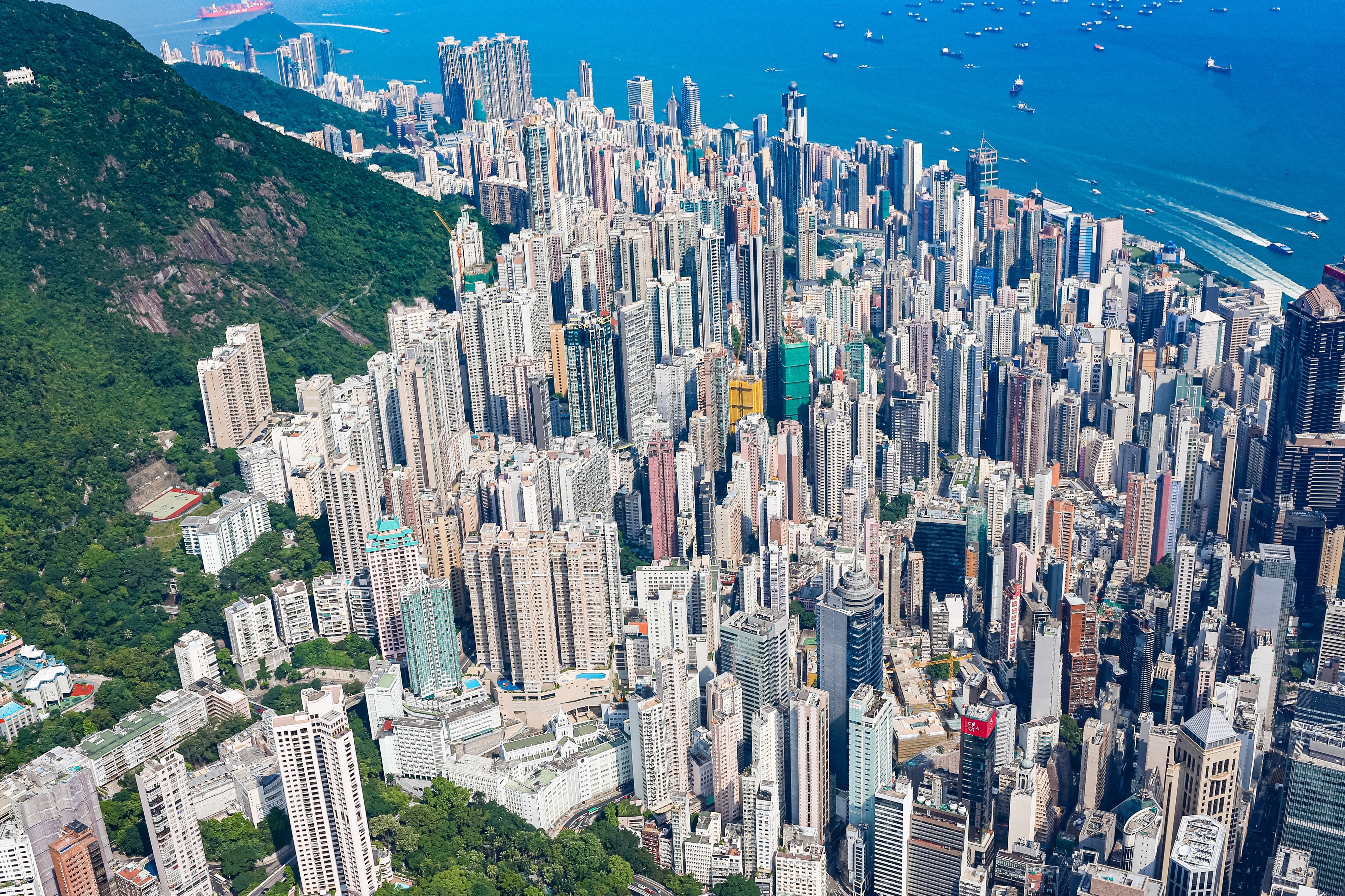 What Hong Kong Has Done Right. Despite a crowded, aging population ...