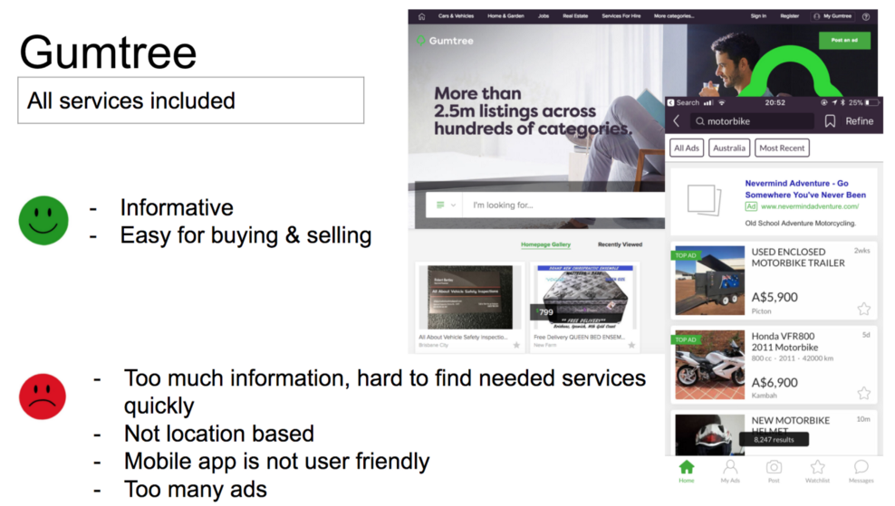 UX Case Study: Is there an app that can change the world?