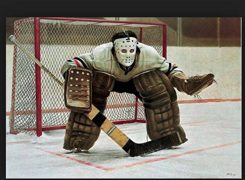 Valuable Lessons About Achievement From A Hockey Goalie
