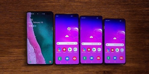 difference between galaxy s10 and s10e