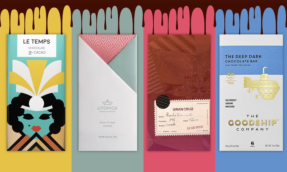 The 16 Best Chocolate & Candy Packaging Ideas Demonstrating ...