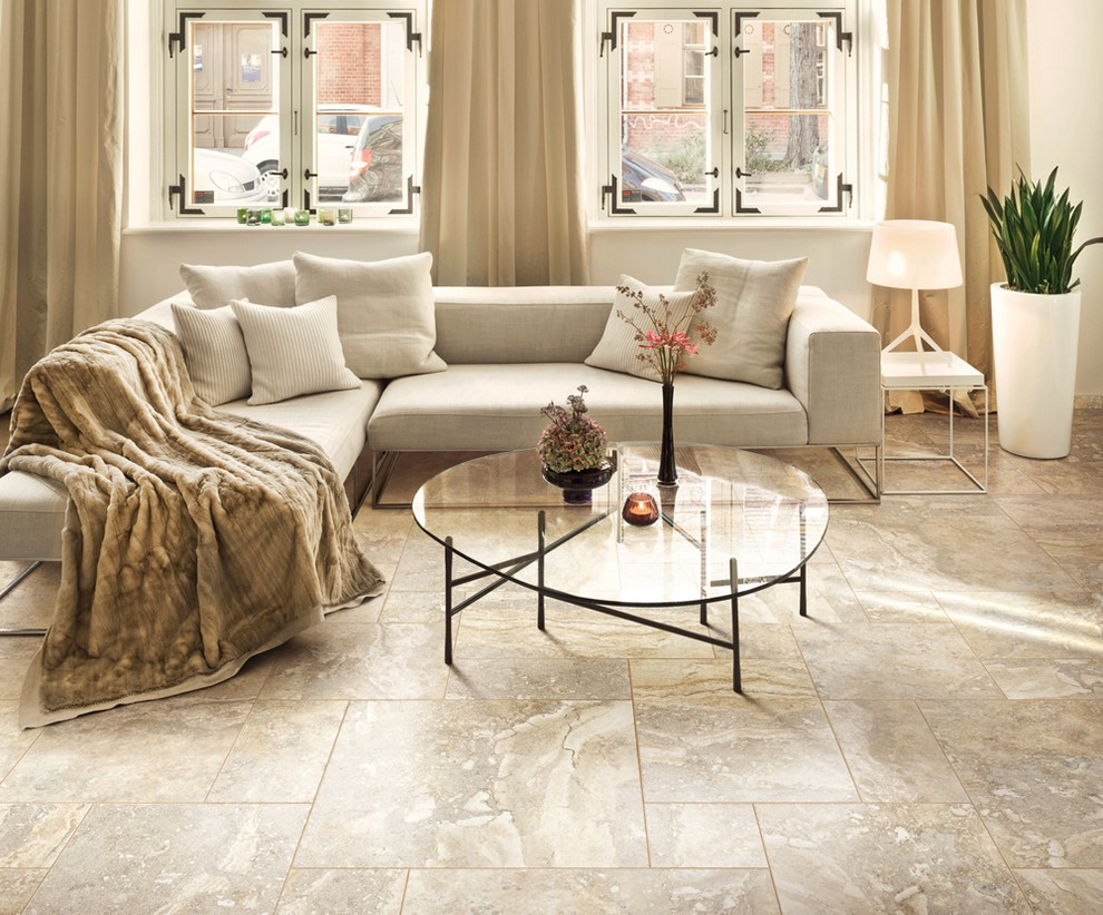 Best Tile Color For Living Room