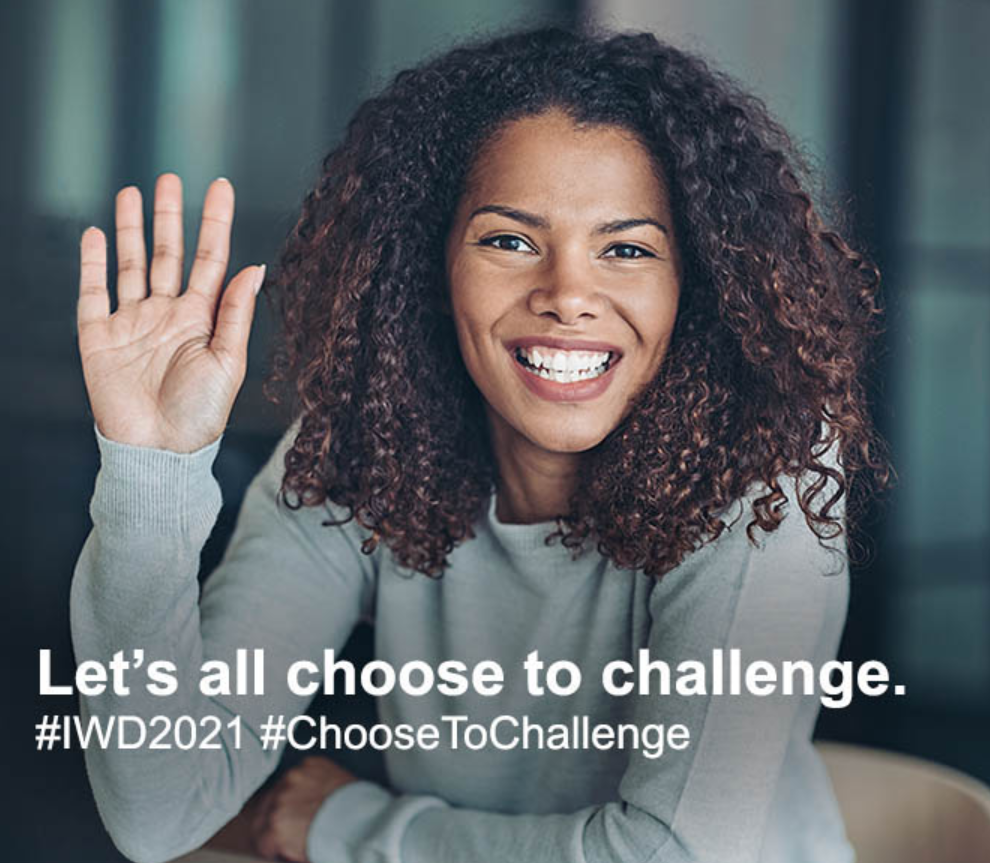 Choose to Challenge- IWD Impressive Campaign | by Yitong Chen | Marketing  in the Age of Digital | Mar, 2021 | Medium