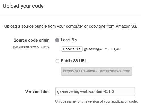 Running Spring Boot on Amazon Web Services for Free