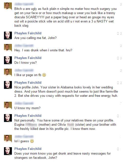 I Documented The Men Who Hit On Me On Facebook… And The Results Were