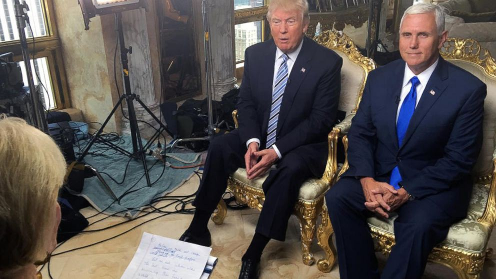 Watch The Throne Trump S Chair Choice Puts Him In Some