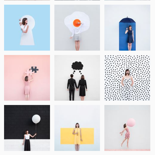 How To Create A Theme For Your Brand On Instagram Tips And