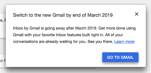 Inbox is dying  Gmail UX sucks  So I fixed it for my own sanity