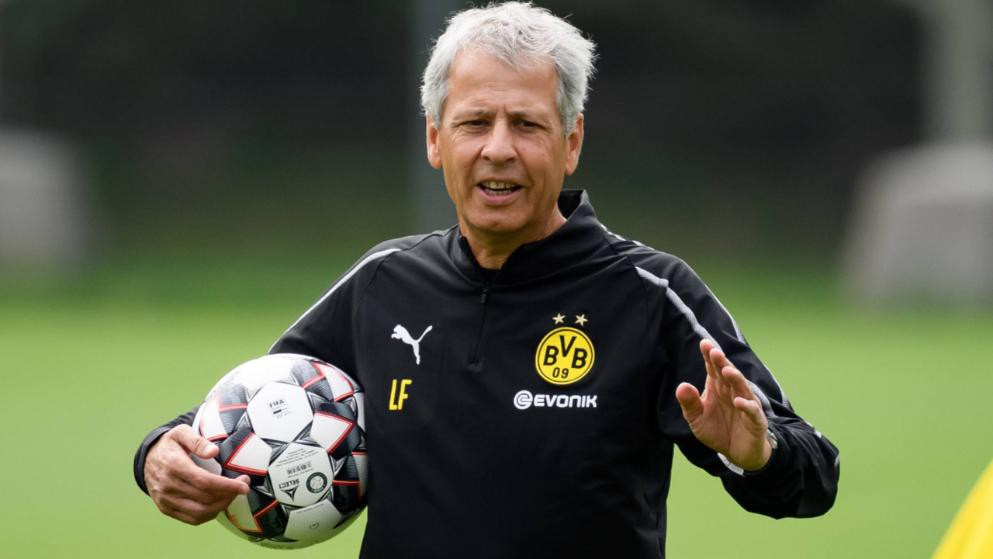 Lucien Favre: bringing Dortmund back to their best   by Gabriel Coelho    The Final Whistle   Medium