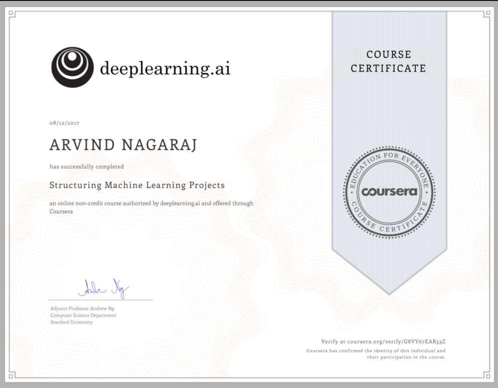 Thoughts after taking the Deeplearning ai courses - Towards Data Science
