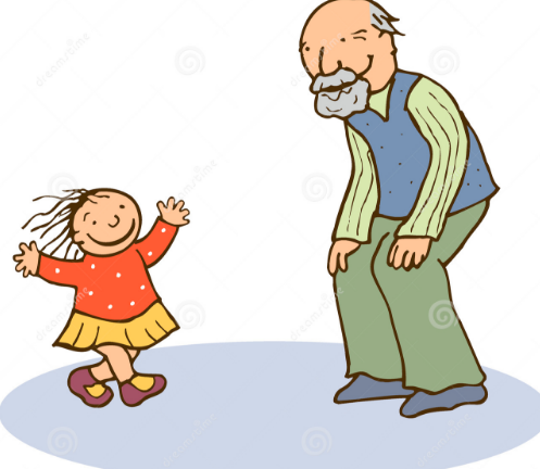 A Grandchild's Eulogy to her Grandpa - Be Yourself