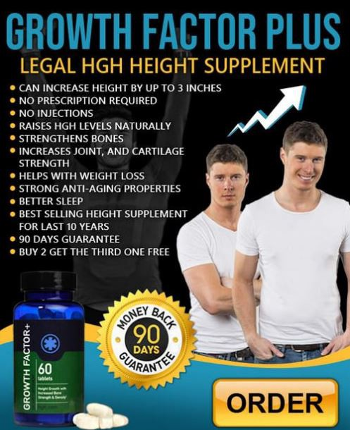 Order Growth Factor Plus Risk Free For 90 Days!