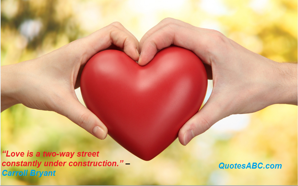 good love quotes of the day thursday