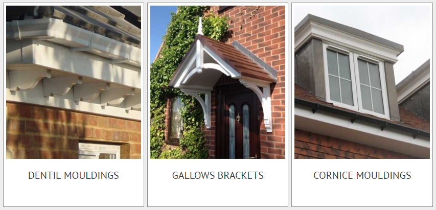 External Architectural Mouldings — House Martin Online