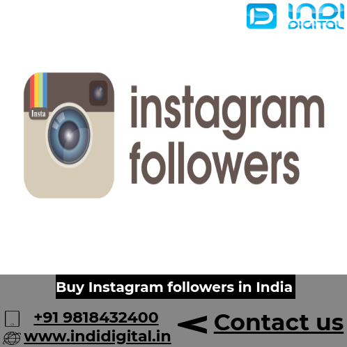How to Buy Instagram followers in India - awesomeblogger - Medium