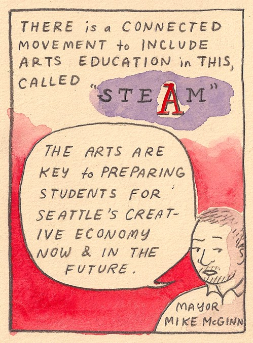 How Seattle Got Its (Arts) Groove Back - BRIGHT Magazine