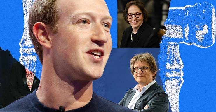 Facebook and the folly of self regulation