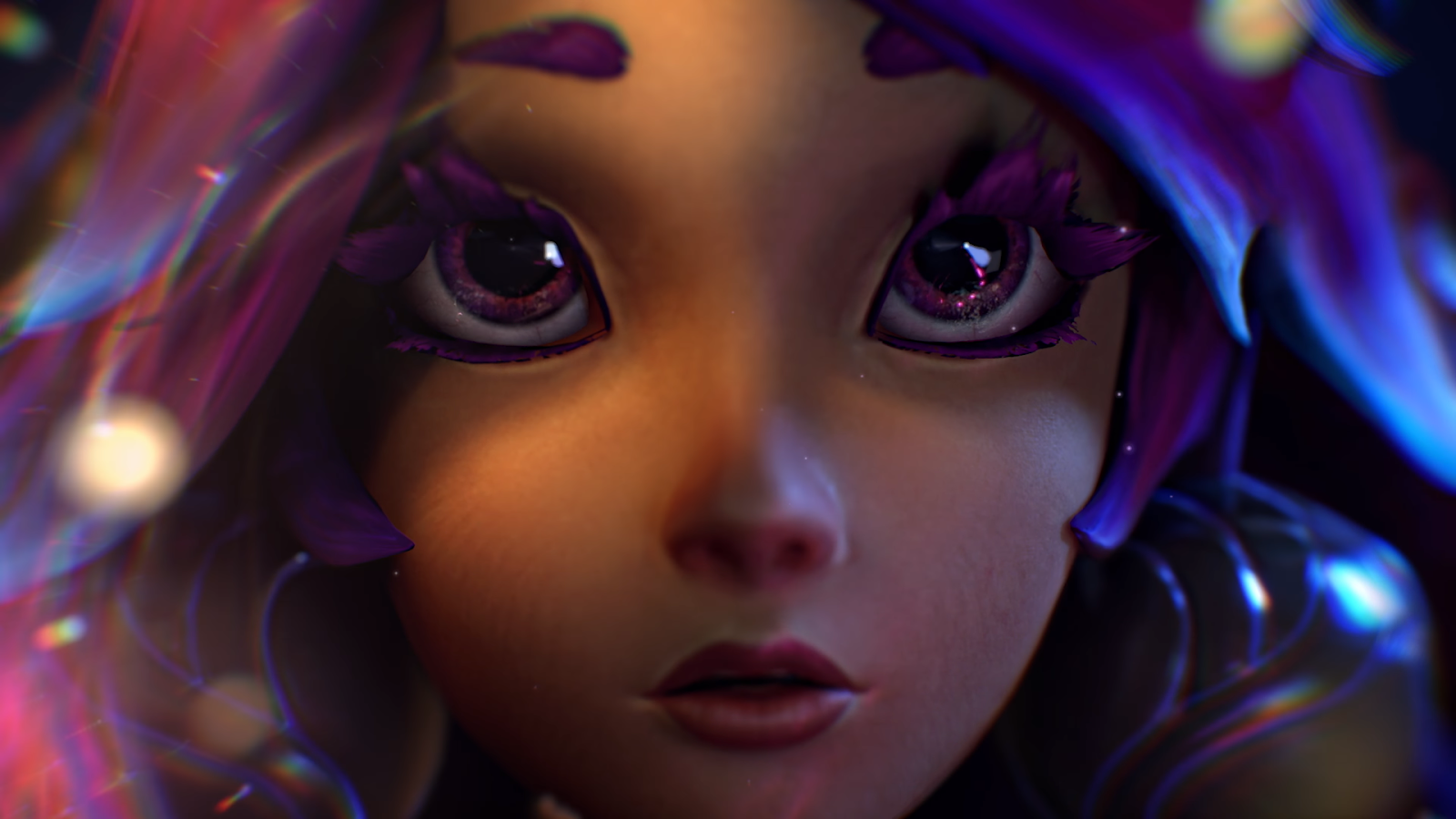 League of Legends Lillia, full abilities revealed.