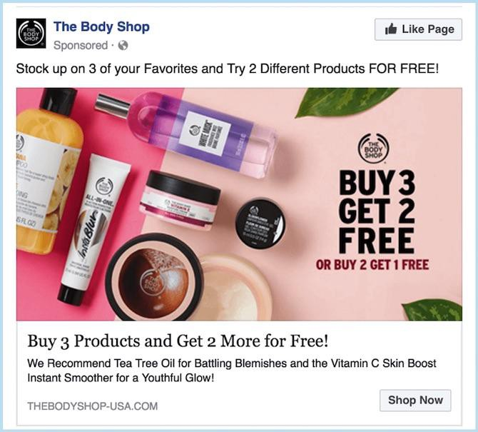Facebook advertising for conversational commerce 7