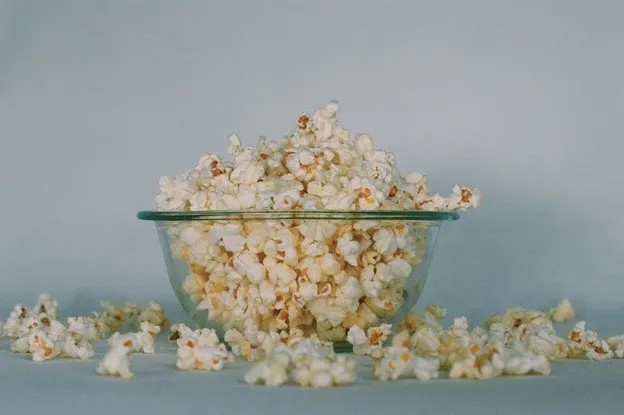 Is microwave popcorn bad for you?