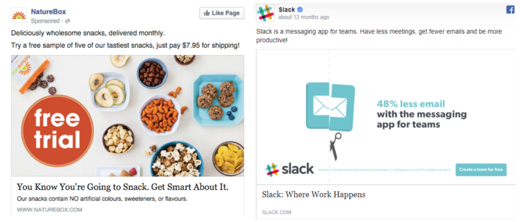 Facebook advertising for conversational commerce 18