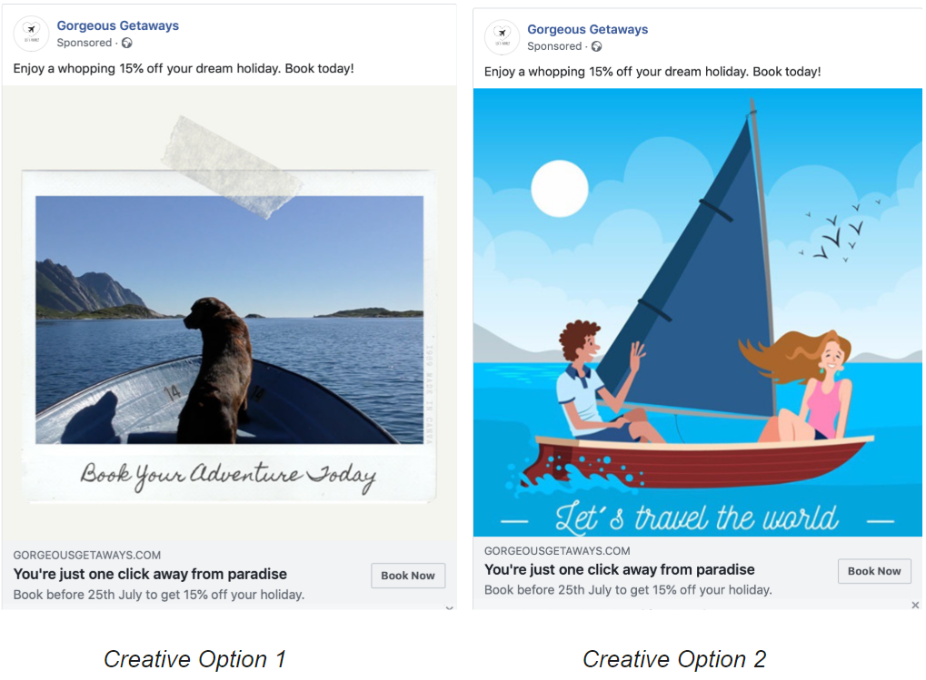 Facebook advertising for conversational commerce 27