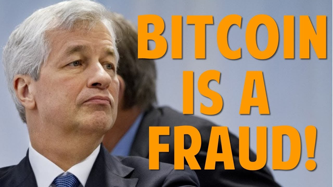 Image result for bitcoin is a bubble jamie dimon