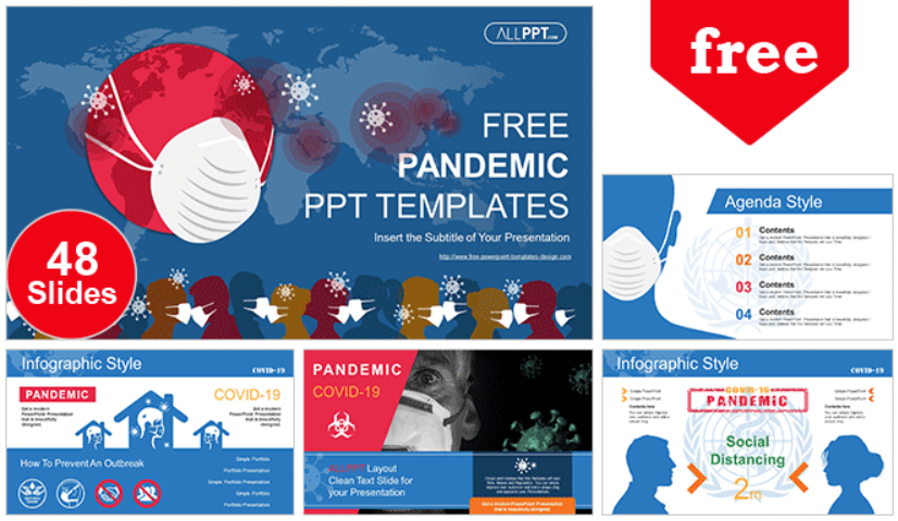 Free Powerpoint Templates For Covid 19 By Daniel Chang Daniel Chang S Notebook Medium
