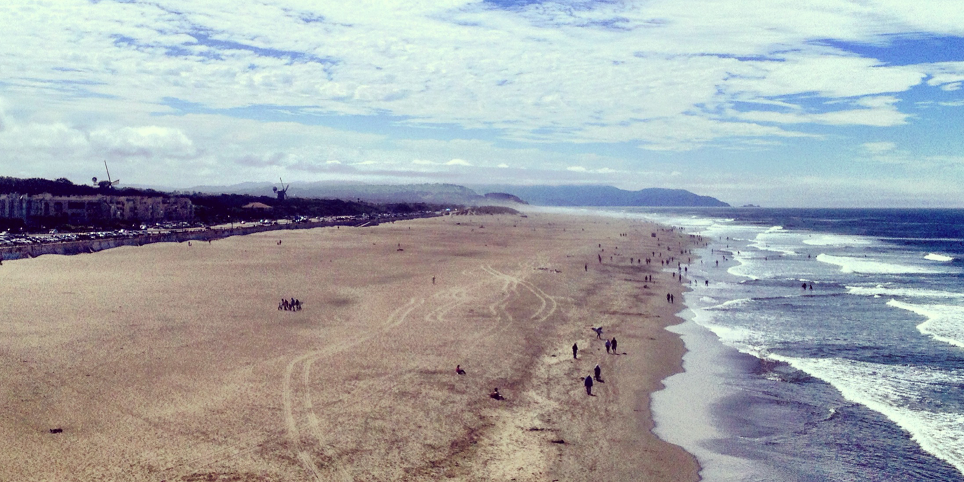Don't Go Swimming in These SF Beaches — The Bold Italic