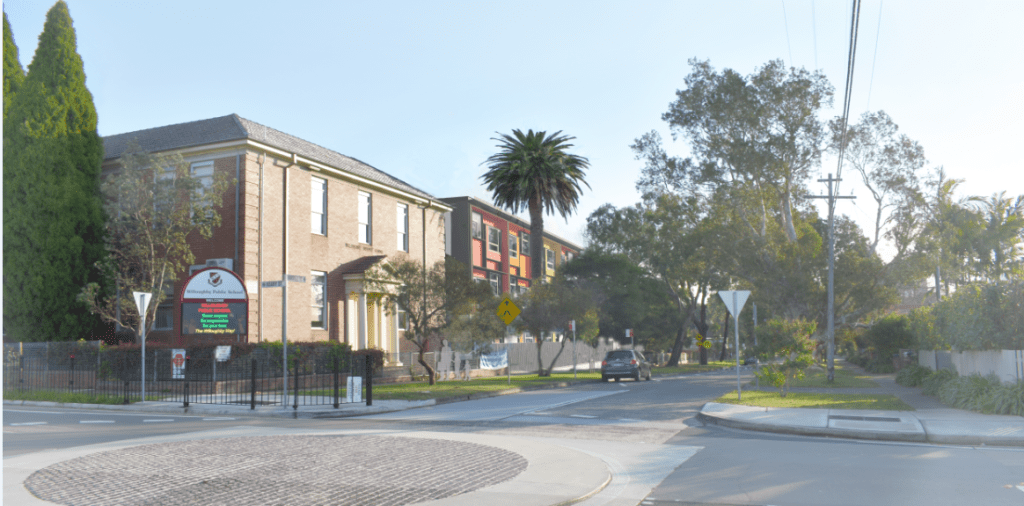 Willoughby Public School (Photo: NSW Dept of Education)
