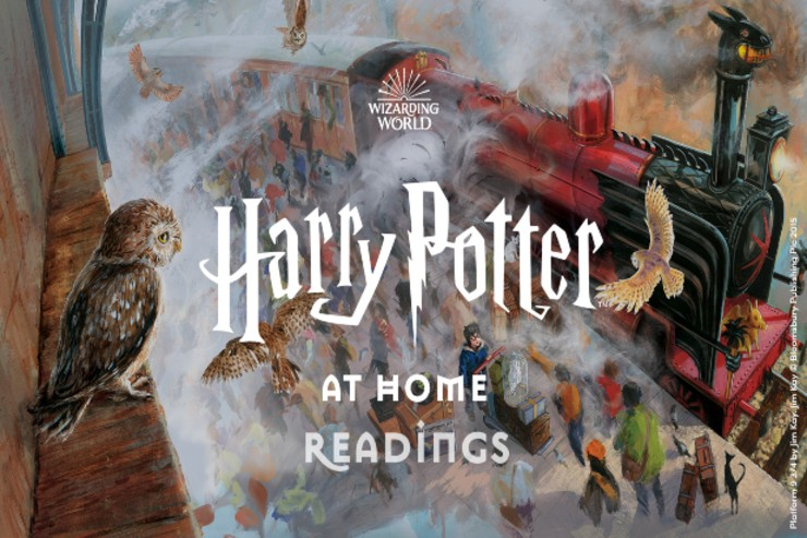 Harry potter at home readings 1