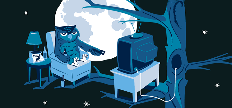 Being a Night Owl