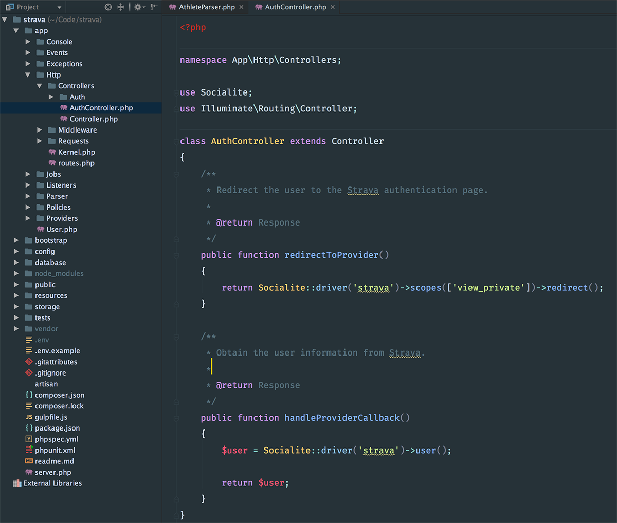 Image result for phpstorm material theme