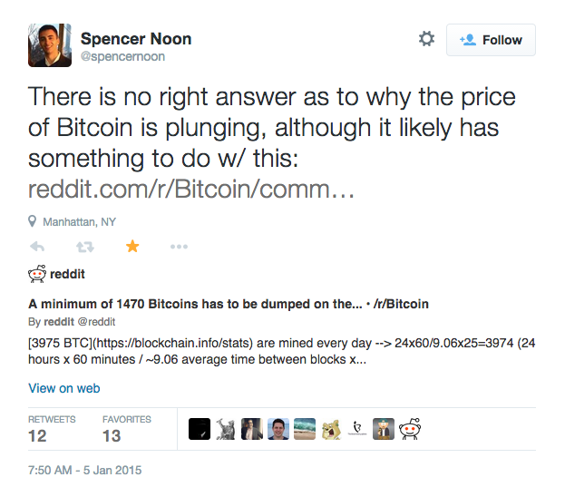 Why is the Price of Bitcoin Falling? How Low Will It Go?