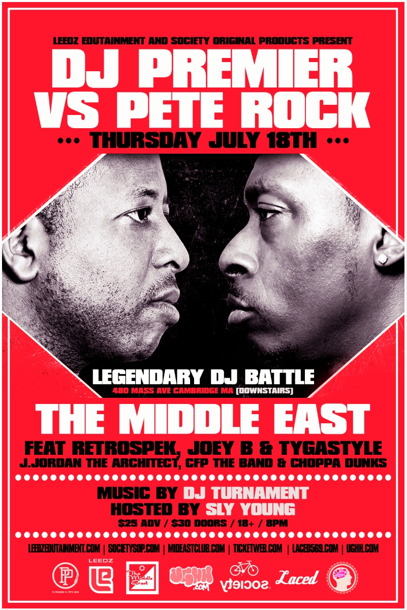 40-Song DJ Premier and Pete Rock Playlists, Plus a 104-Track