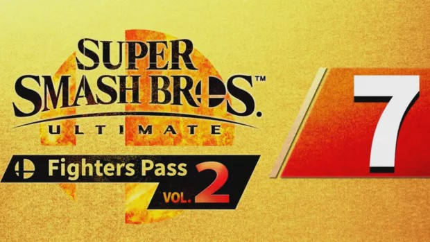 Smash Ultimate Fighters Pass revealed DLC character 7.