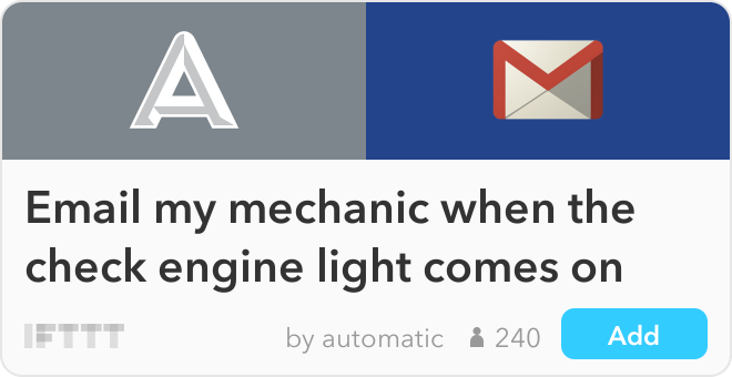 Automatic lets your car tweet, post to Facebook, and more