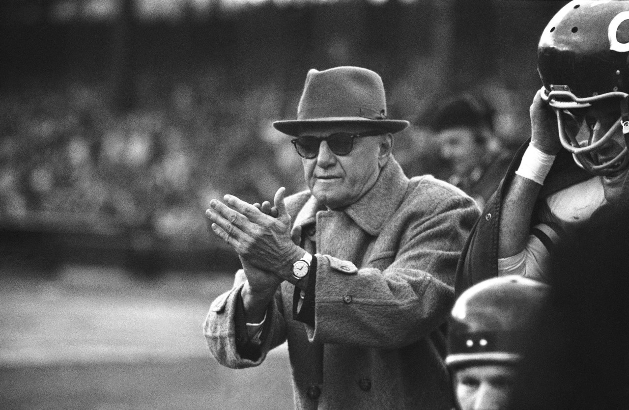 san francisco a81d7 ba7e3 The Men Who Made The Game: George Halas - The Read Optional