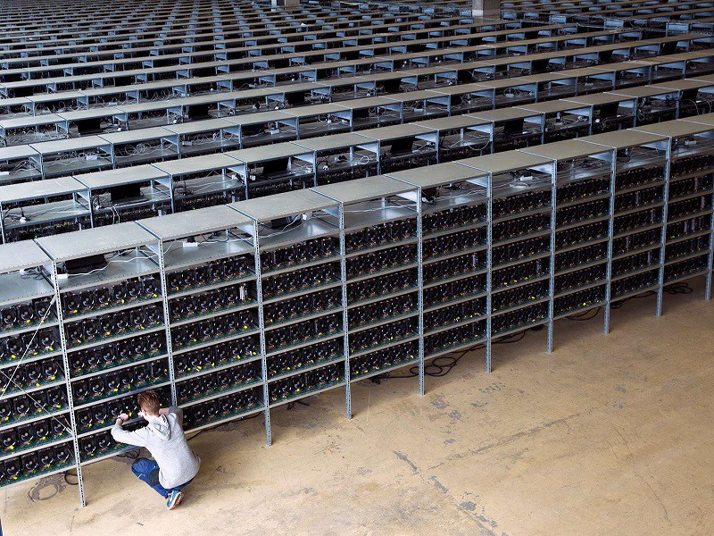 Image result for mining farms