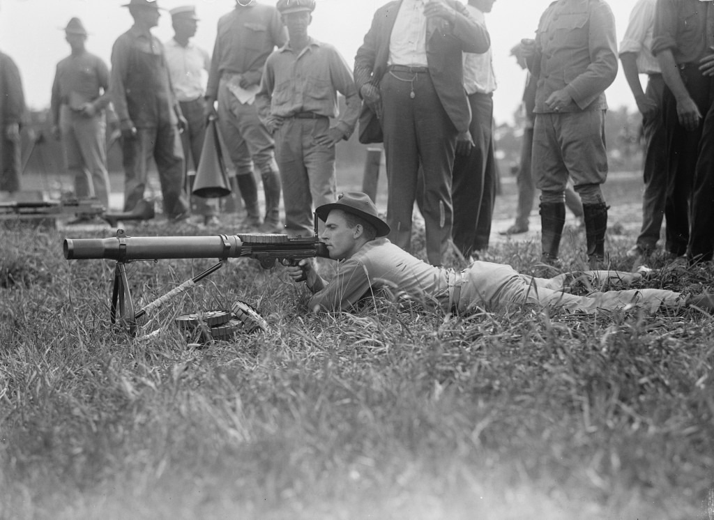 The Lewis Gun Was a New Kind of Killing Machine - War Is