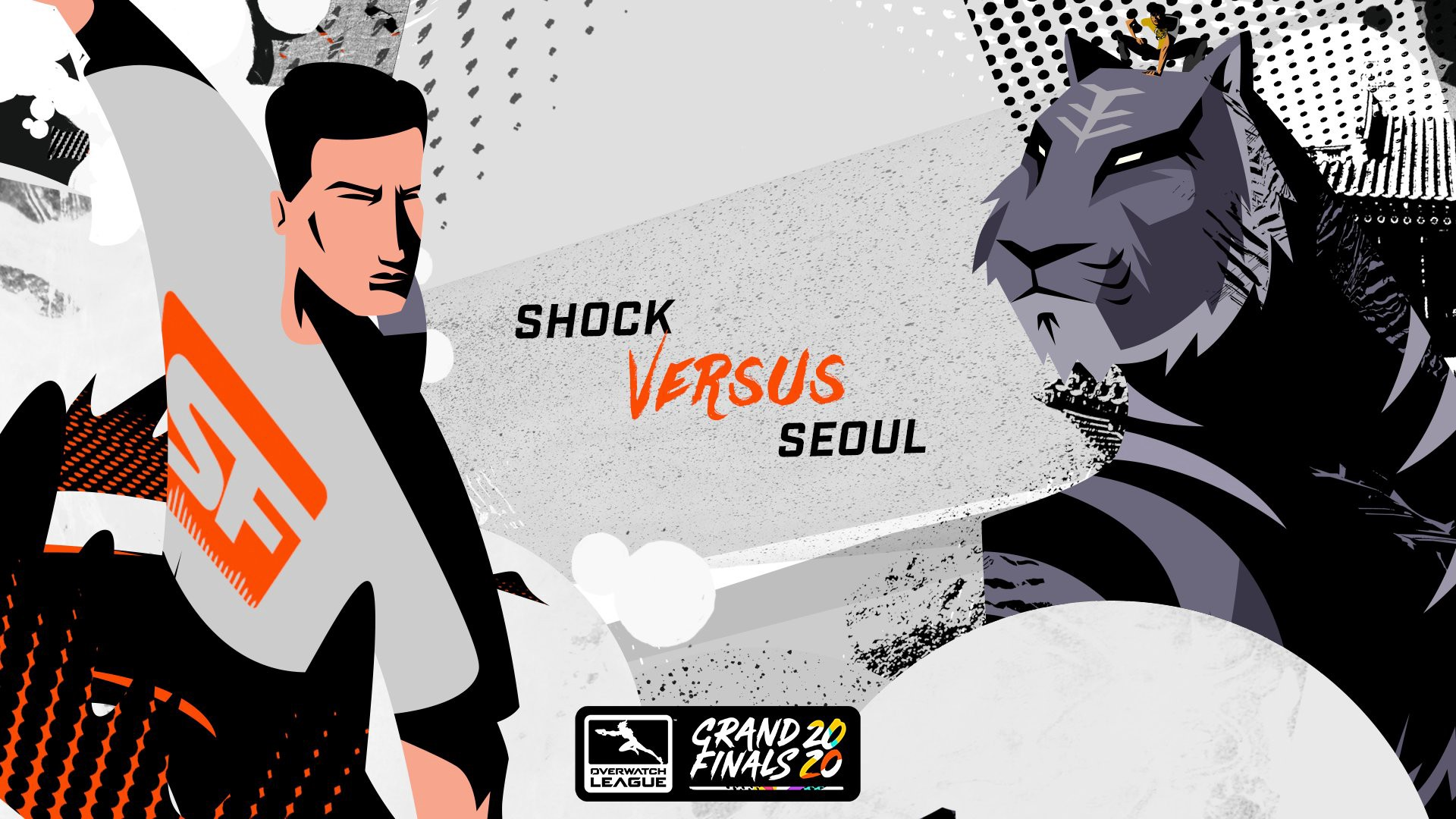 San Francisco Shock versus Seoul Dynasty to crown 2020 Overwatch League Champion.