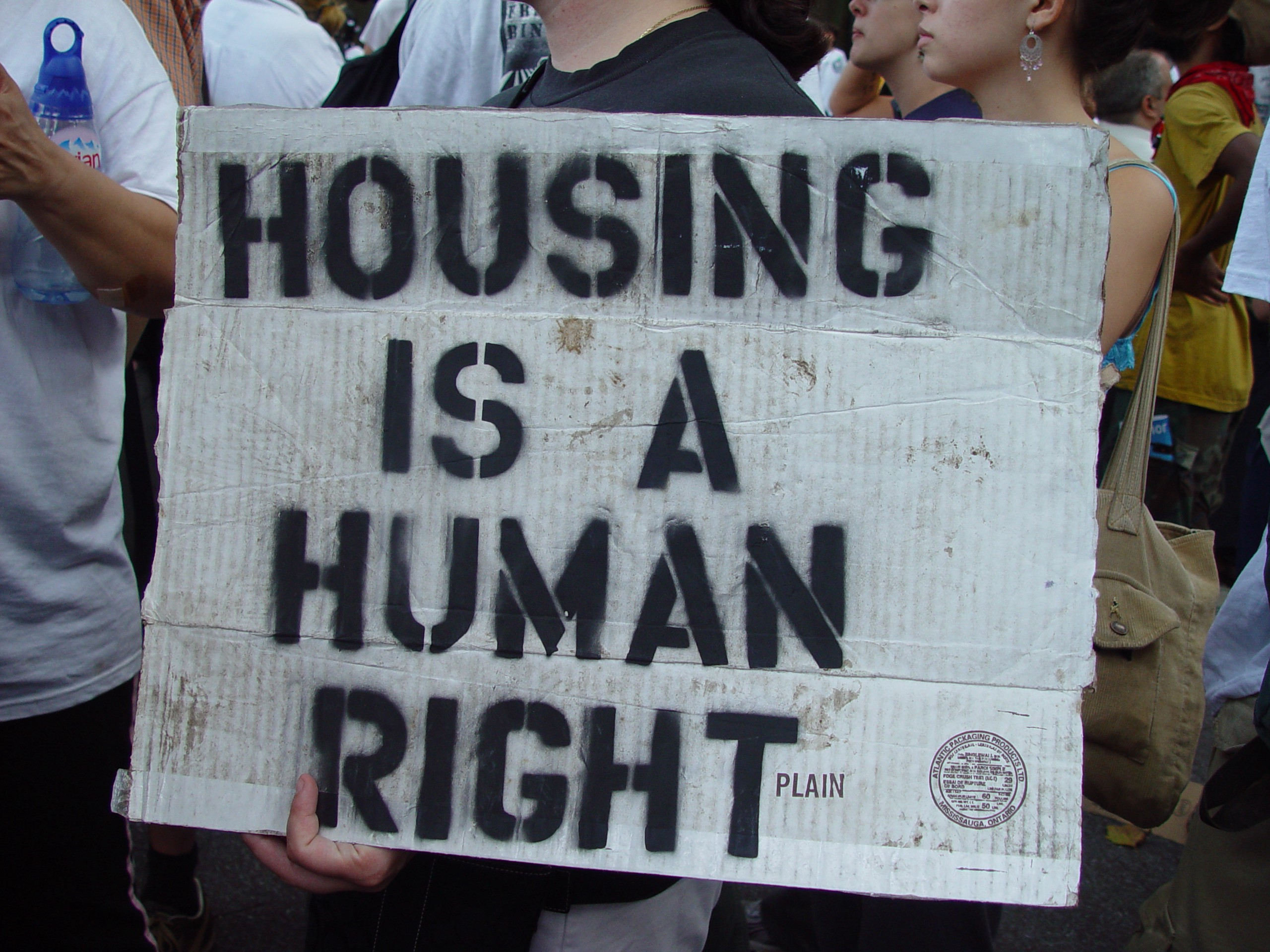 Image result for housing as a human right