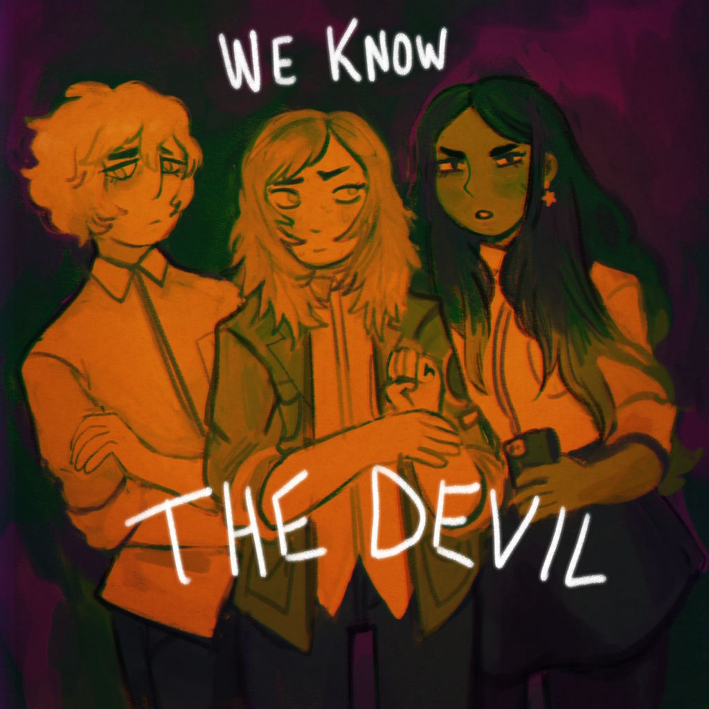 We know the devil endings