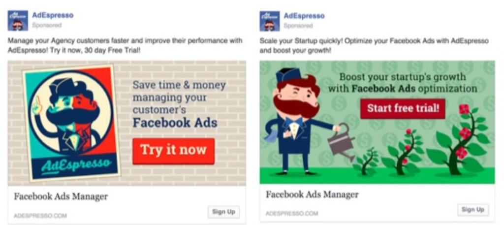 Facebook advertising for conversational commerce 22