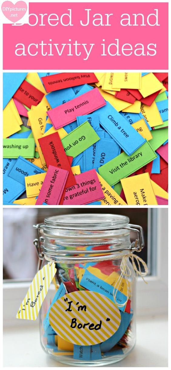 Bored Jar And Activity Ideas By Kendin Yap Diy Medium